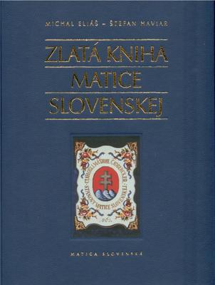 Obrázok Zlatá kniha Matice slovenskej