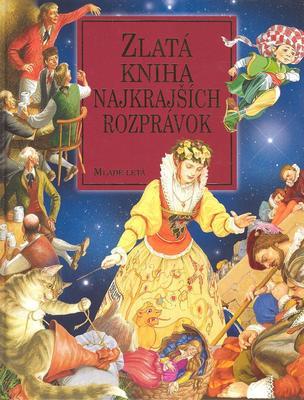 Obrázok Zlatá kniha najkrajších rozprávok