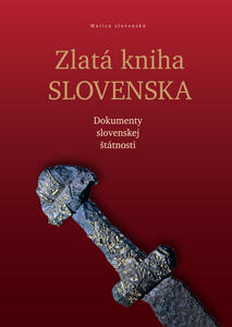 Obrázok Zlatá kniha Slovenska