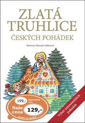 Obrázok Zlatá truhlice českých pohádek