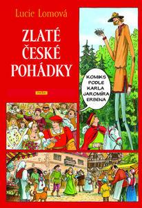 Obrázok Zlaté české pohádky