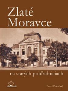 Obrázok Zlaté Moravce na starých pohľadniciach