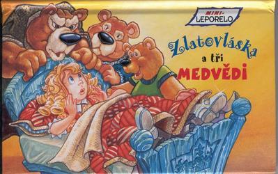 Obrázok Zlatovláska a tři medvědi