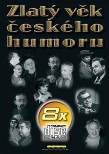 Obrázok Zlatý věk českého humoru (CD)