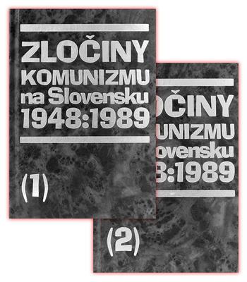 Obrázok Zločiny komunizmu na Slovensku 1948:1989 (1) (2)