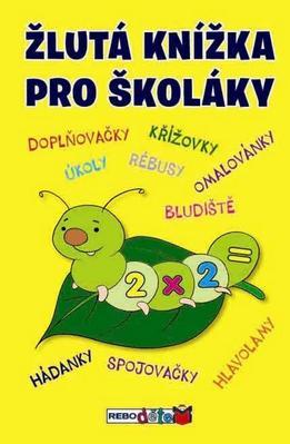Obrázok Žlutá knížka pro školáky