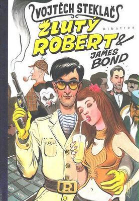 Obrázok Žlutý Robert a James Bond