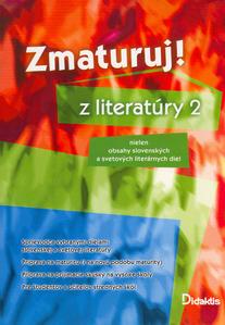 Obrázok Zmaturuj! z literatúry 2