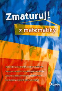 Obrázok Zmaturuj! z matematiky