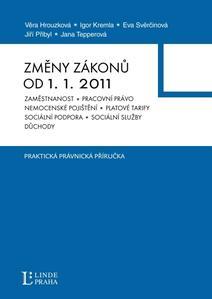Obrázok Změny zákonů od 1. 1. 2011