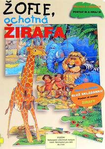 Obrázok Žofie, ochotná žirafa