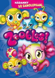 Obrázok Zoobles! Hádanky so samolepkami