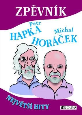 Obrázok Zpěvník Petr Hapka a Michal Horáček