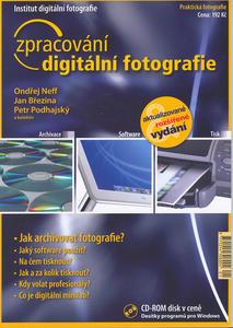 Obrázok Zpracování digitální fotografie + CD
