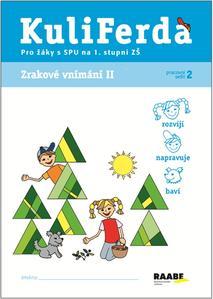 Obrázok Zrakové vnímání II. PS 2 pro SPU na 1. stupni ZŠ