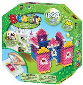 Obrázok Beadit 3D hrad