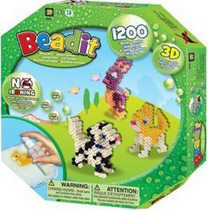 Obrázok Beadit 3D mazlíčci