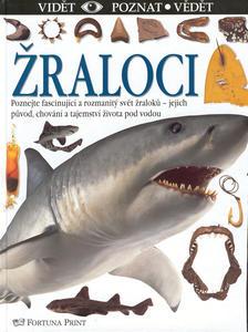 Obrázok Žraloci   Vidět Poznat Vědět