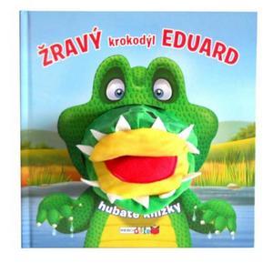 Obrázok Žravý krokodýl Eduard