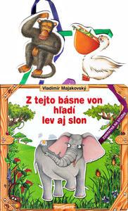 Obrázok Z tejto knižky von hľadí lev i slon