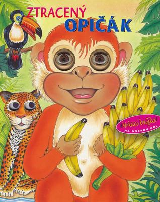 Obrázok Ztracený opičák