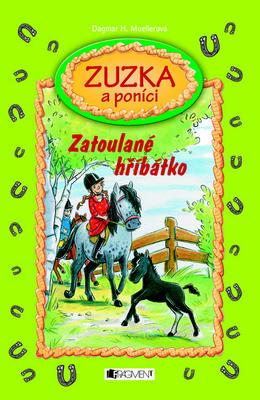 Obrázok Zuzka a poníci Zatoulané hříbátko
