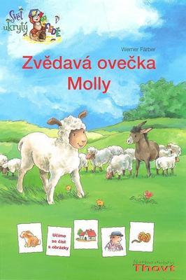 Obrázok Zvědavá ovečka Molly
