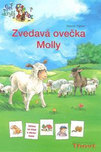 Obrázok Zvedavá ovečka Molly