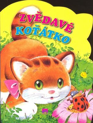 Obrázok Zvědavé koťátko