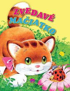 Obrázok Zvedavé mačiatko