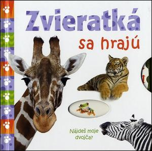 Obrázok Zvieratká sa hrajú