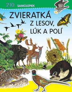 Obrázok Zvieratká z lesov, lúk a polí