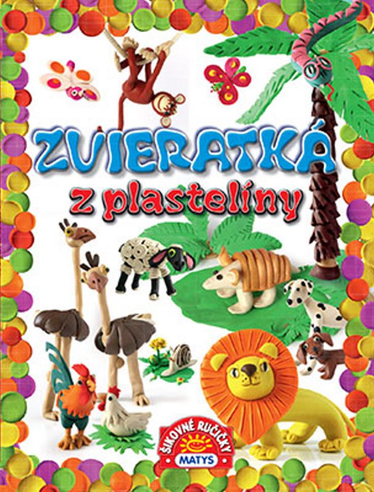 Zvieratká z plastelíny