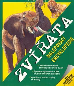 Obrázok Zvířata. nalepovací encyklopedie