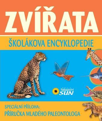Obrázok Zvířata školákova encyklopedie