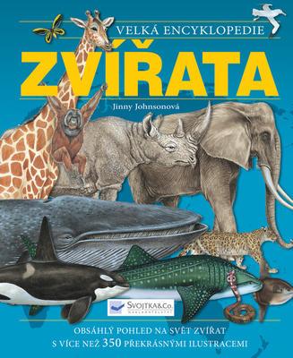 Obrázok Zvířata Velká encyklopedie