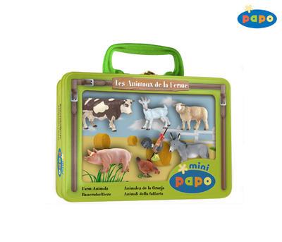 Obrázok Zvířata z farmy mini