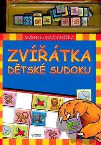 Obrázok Zvířátka dětské sudoku