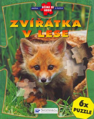 Obrázok Zvířátka v lese