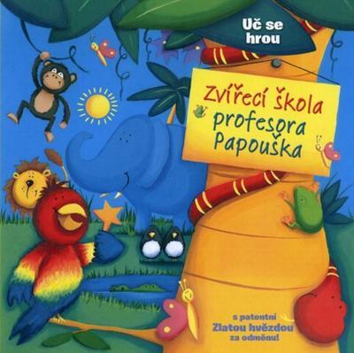 Obrázok Zvířecí škola profesora papouška