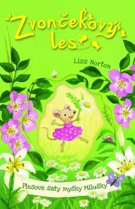 Obrázok Zvončekový les Plesové šaty myšky Milušky