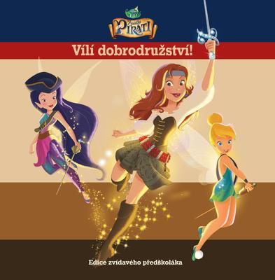 Obrázok Zvonilka a piráti Vílí dobrodružství!