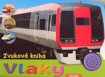 Obrázok Zvuková kniha - vlaky