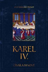 Obrázok Karel IV. Císař a synové (3.)