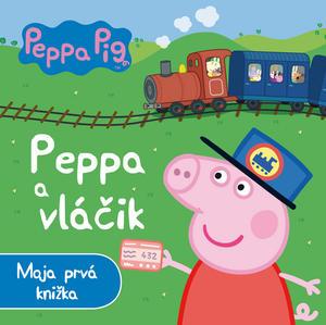 Obrázok Peppa Pig Peppa a vláčik