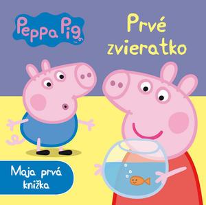 Obrázok Peppa Pig Prvé zvieratko