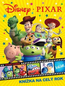 Obrázok Disney PIXAR Knížka na celý rok
