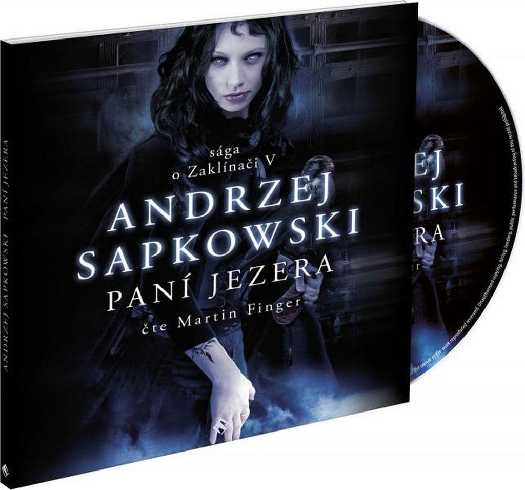 Paní jezera - Andrzej Sapkowski