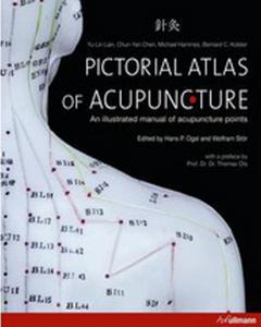 Obrázok Pictorial Atlas of Acupuncture