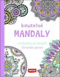 Obrázok Kouzelné mandaly Omalovánky pro dospělé